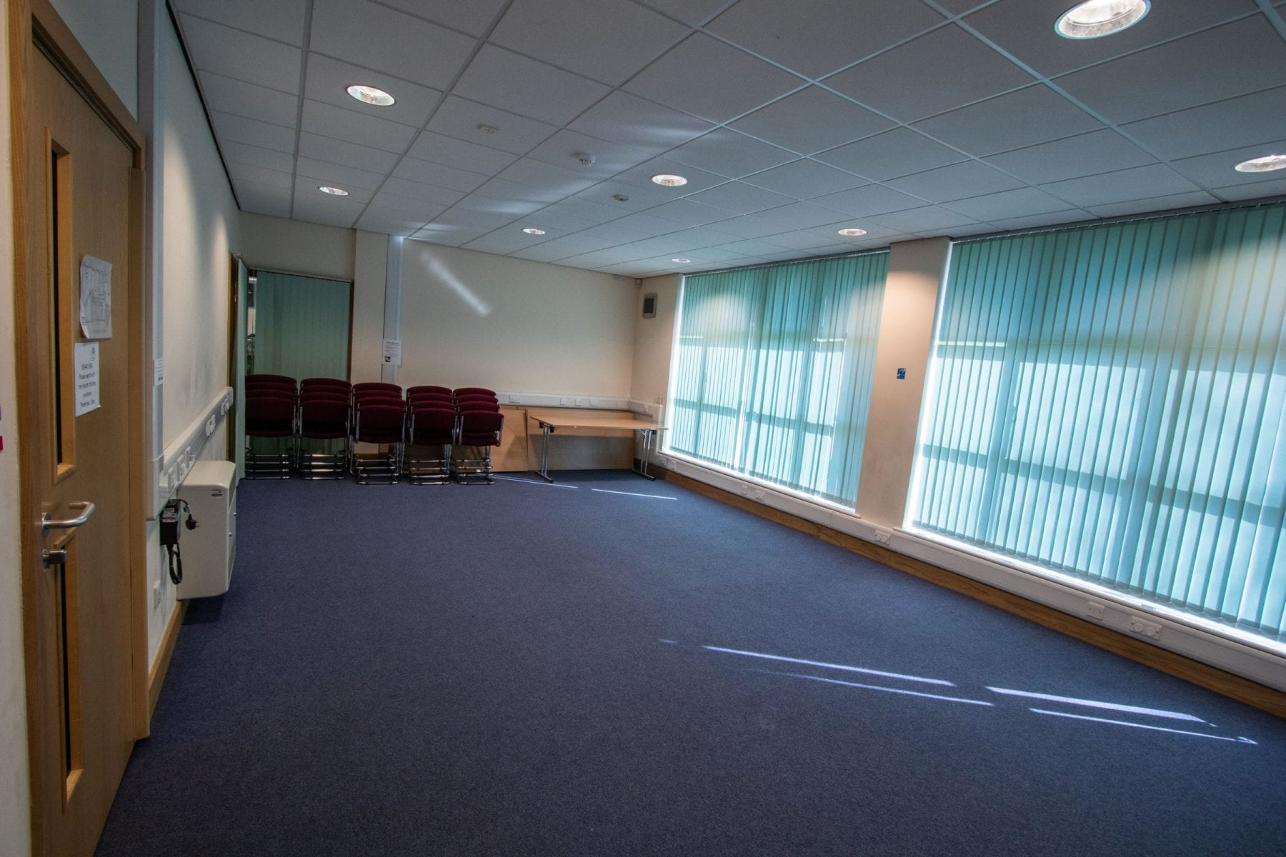 Meeting room in Brough Community Centre