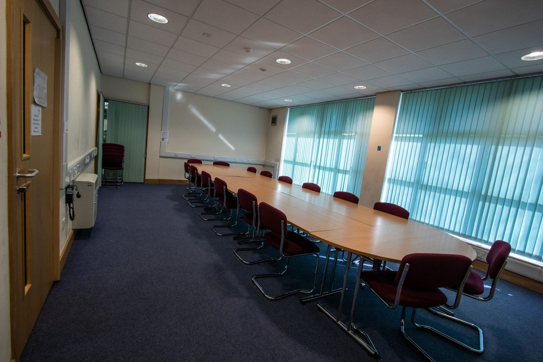 Room available for meetings and all groups