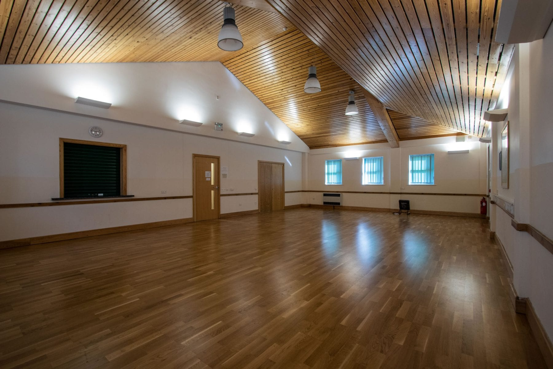 Petuaria Community Centre Large Hall for hire in Brough East Yorkshire