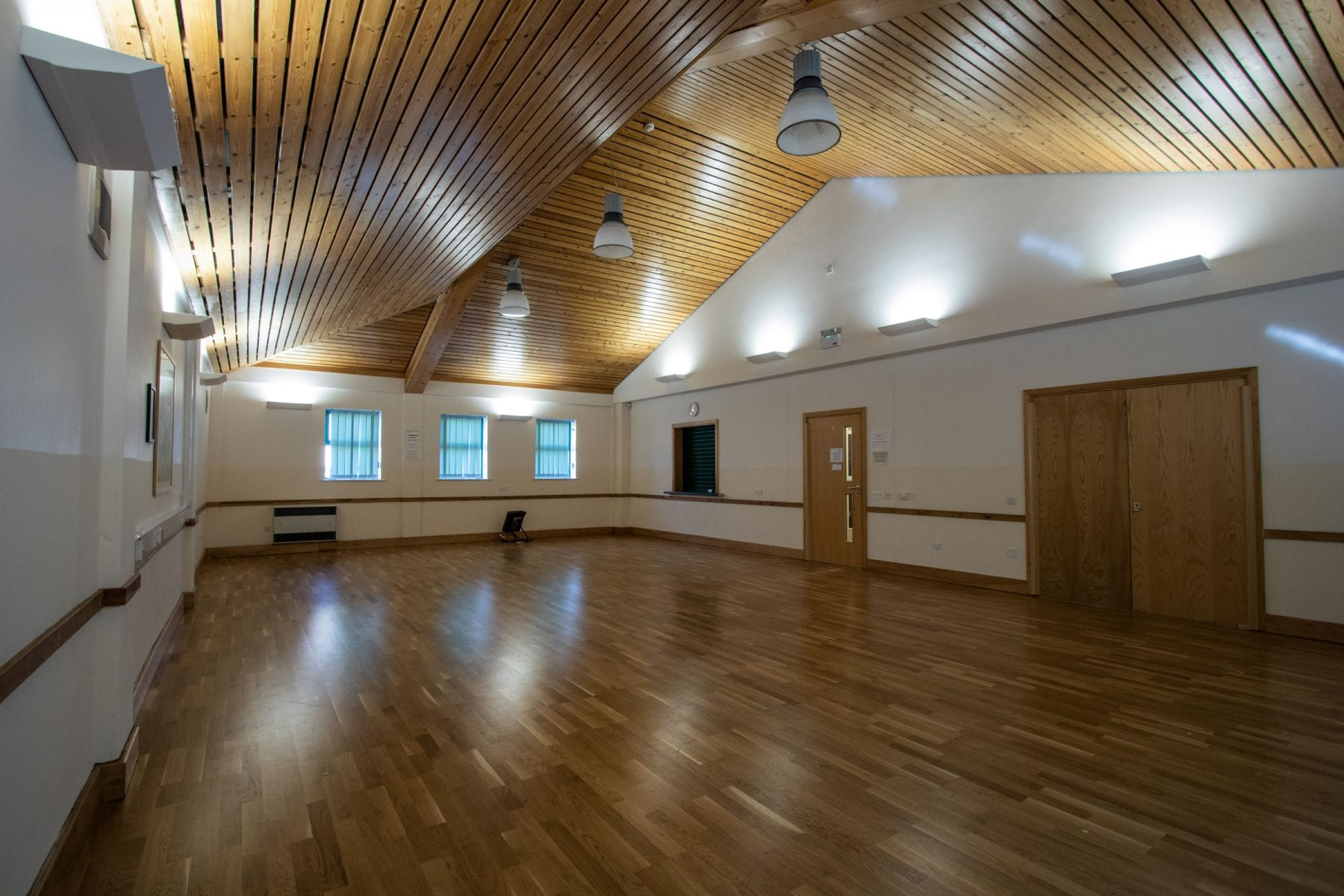 Petuaria Community Centre Main Hall for hire in Brough East Yorkshire